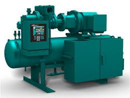 compresor refrigeracion. compresor frigorífico de tornillo / amoníaco (r717) monoetapa para la refrigeración industrial - rxf refrigeracion o