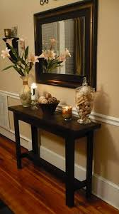 cheap foyer tables. DIY Console Table Project. Entryway Cheap Foyer Tables C