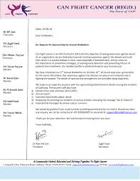 Donation Request Letters Asking For Sample Business Continuity