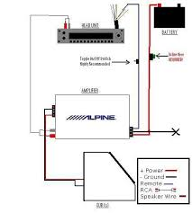 amp to sub wiring diagram wiring diagram schematics baudetails amp to sub wiring diagram nodasystech com