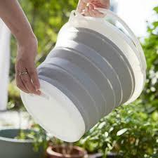 2pcs/set <b>Foldable Silicone</b> Colander Fruit Vegetable Washing ...