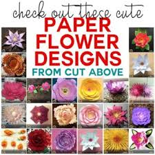Paper Flower Designs Paper Flower Designs That Will Blow You Away Jennifer Maker