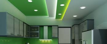 layered lighting. The Beauty Of Working With Gyproc Boards Is That They Can Be Suspended At Varying Heights And Cut As Per Design Requirements. Thus Instead Dropping Layered Lighting A