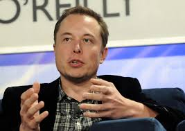 elon musk co founder of paypal founder of ex tesla motors and