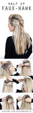 Easy Long Hairstyles 11 Wonderful 24 Messy Hairstyle Tutorials From Pinterest To Master Now