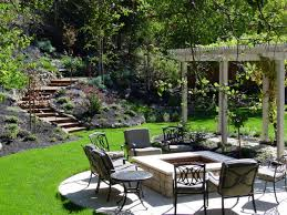 outdoor floor seating. Interesting Design For Kid Backyard Landscape : Magnificent Ideas With Grass Garden Outdoor Floor Seating
