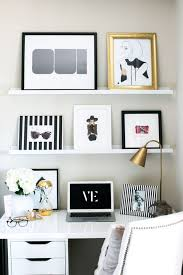 shabby chic office desk. Fascinating Chic Home Office Space Best Black Desk Shabby Space: Small Size