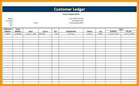 Accounting Ledger Templates Accounting Ledgers Templates Excel Accounting Ledger