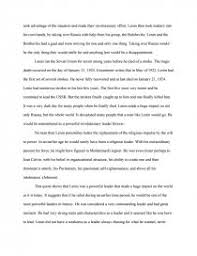 the life and impact of vladimir lenin essay research paper zoom zoom zoom zoom