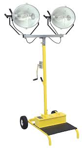 Portable Light Carts 5322 Construction Electrical Products