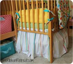how to make crib pers the ribbon retreat blog