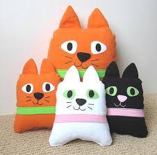 Animal Sewing Patterns Awesome Meow Stuffed Animal Sewing Patterns For Kids Of All Ages