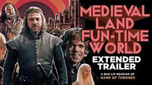 MEDIEVAL LAND FUN-TIME WORLD\