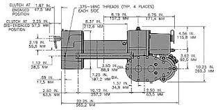 electric winch wiring diagram wiring diagrams and schematics warn winch wiring diagrams nc4x4