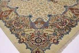 11x15 rugs elegant palace size classic beige rug oriental area carpet wool