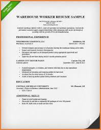Additional Skills Resume Sop Proposal
