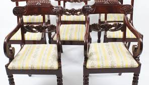extending and six round dining room chair set antique table chairs mahogany rooms charming 8 gumtree