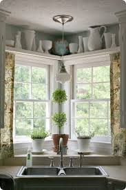 ... shelves above windows image ...