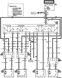Power window wiring diagram for 2000 buick regal wiring 1995