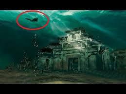 5 Eerie Underwater Cities That Will Blow Your Mind