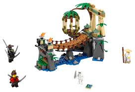 LEGO Ninjago Movie Master Falls 70608 (312 Pieces) - Walmart.com - Walmart .com