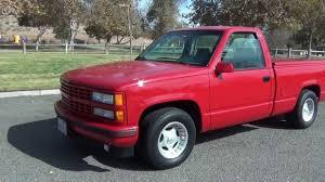 1992 Chevy Silverado C1500 sport - YouTube
