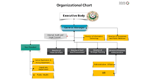 Procurement Department Organization Chart Organizational Chart
