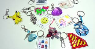 how to make amazing keychains with beads charms pendants