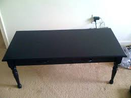 painting a coffee table spray paint coffee table painting wood furniture black lack painting coffee table