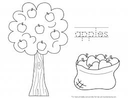 Small Picture Apple Coloring Page FunyColoring