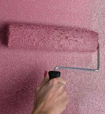 glitter wall paint trendy home