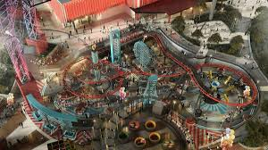 About ferrari world abu dhabi New Heights Ferrari World Abu Dhabi To Launch Zip Line And Roof Walking Experience The National