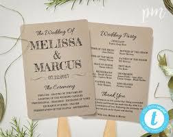 Free Printable Wedding Ceremony Programs Free Wedding Ceremony Program Template Free Printable Wedding