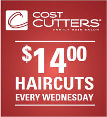 cost cutters 1205 8th ave menominee