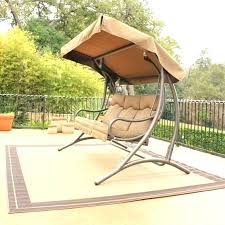 patio gliders and swings wooden glider swings outdoor swings and gliders patio swing canopy replacement gray