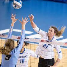 Balanced offense has Naomi Hickman, Creighton volleyball team feeling  confident | Volleyball | omaha.com