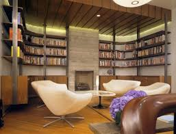 Decorations:Cool Home Library Design Ideas Of Home Library Ideas Pinterest  Decorations Interior Images Home