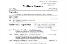 High School Student Resume Examples No Work Experience Examples Of