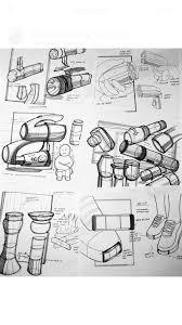 Flashlight Design Concepts Surviv Light Kaitlyn Chong