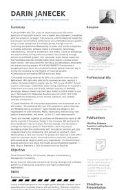 Credit Analyst Resume Example Resume Senior Financial Analyst Resume Examples Economiavanzada Com