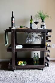Wine Carts Cabinets Bar Cart Etsy