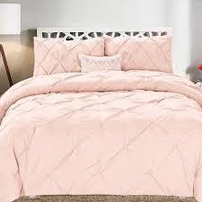 swift home pintuck comforter set in