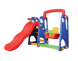 bella play outdoor toddler swing set