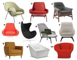 get comfy  cozy modern armchairs  design milk