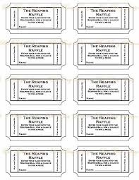 Draw Ticket Template Free Printable Raffle Ticket Template Printable Numbered Raffle