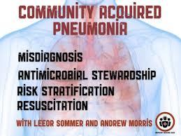 emergency management of community