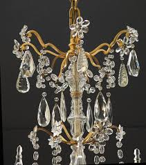 antique brass crystal chandelier with light french gilt and from tolw jpg on chandeliers empire italian bedroom unique flemish style vintage
