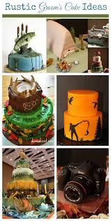 Rustic Grooms Cake Rustic Wedding Chic