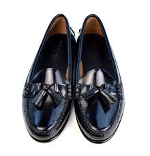 modshoes laa labelles black tassel loafers 01