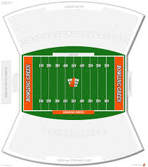 Doyt Perry Stadium Bowling Green Seating Guide